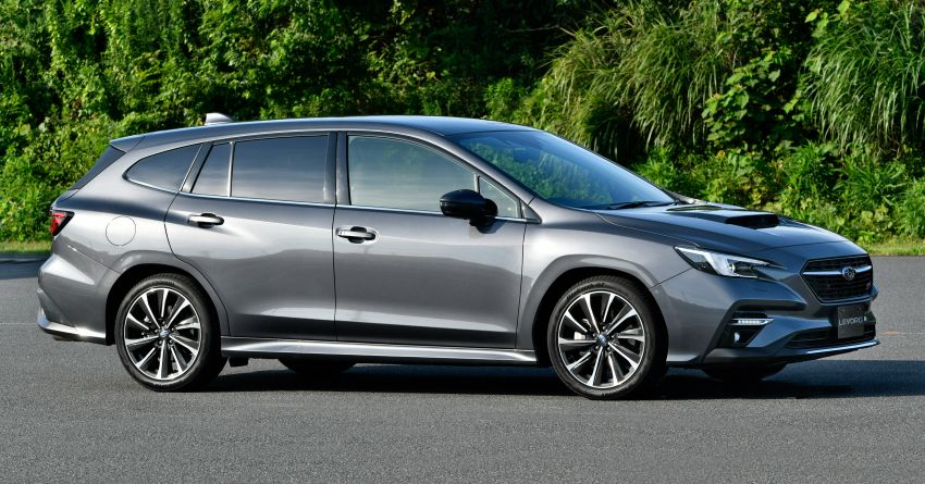 2020 Subaru Levorg officially debuts in Japan – SGP platform; new 1.8L turbo boxer engine and EyeSight X Image #1163973