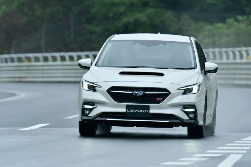 2020 Subaru Levorg officially debuts in Japan – SGP platform; new 1.8L turbo boxer engine and EyeSight X Image #1163984