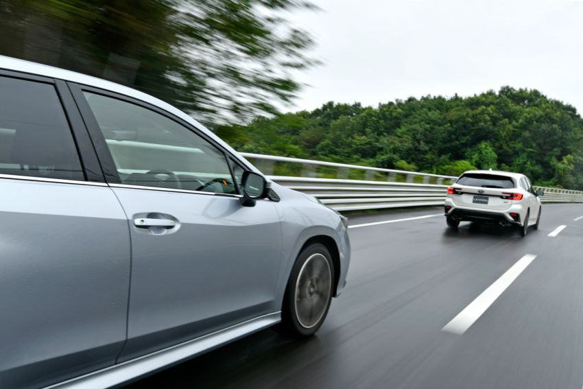 2020 Subaru Levorg officially debuts in Japan – SGP platform; new 1.8L turbo boxer engine and EyeSight X Image #1164003