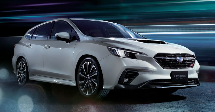 2020 Subaru Levorg officially debuts in Japan – SGP platform; new 1.8L turbo boxer engine and EyeSight X Image #1163837