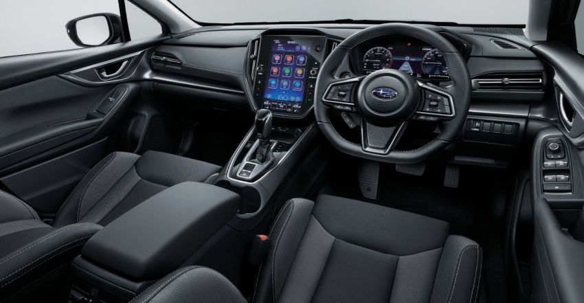 2020 Subaru Levorg officially debuts in Japan – SGP platform; new 1.8L turbo boxer engine and EyeSight X Image #1163843