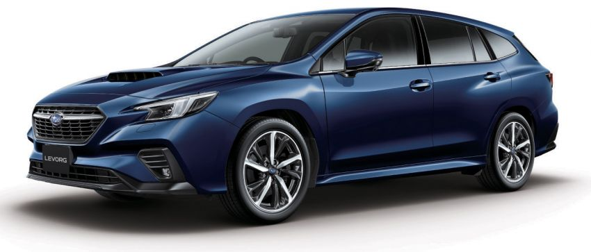 2020 Subaru Levorg officially debuts in Japan – SGP platform; new 1.8L turbo boxer engine and EyeSight X Image #1163851