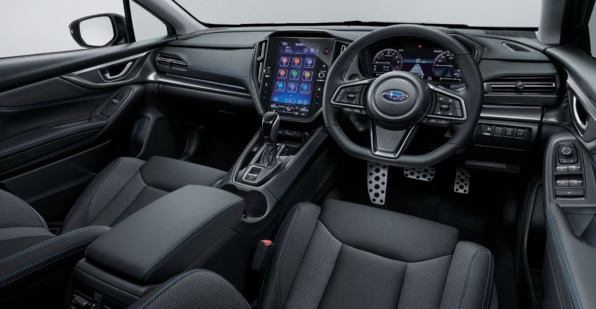 2020 Subaru Levorg officially debuts in Japan – SGP platform; new 1.8L turbo boxer engine and EyeSight X Image #1163852
