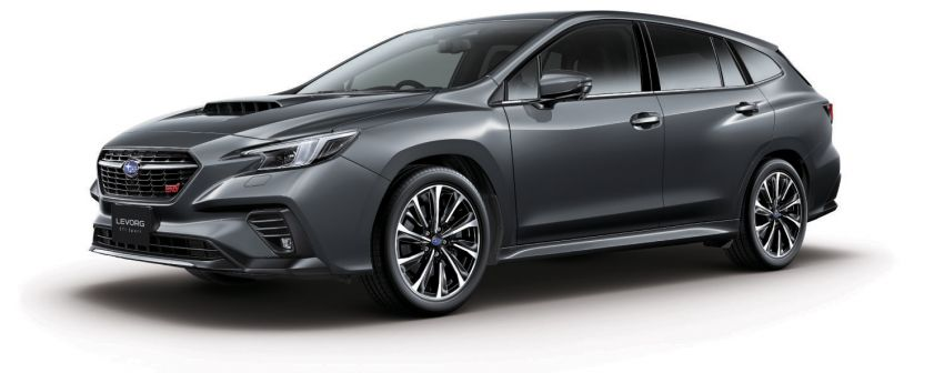 2020 Subaru Levorg officially debuts in Japan – SGP platform; new 1.8L turbo boxer engine and EyeSight X Image #1163860