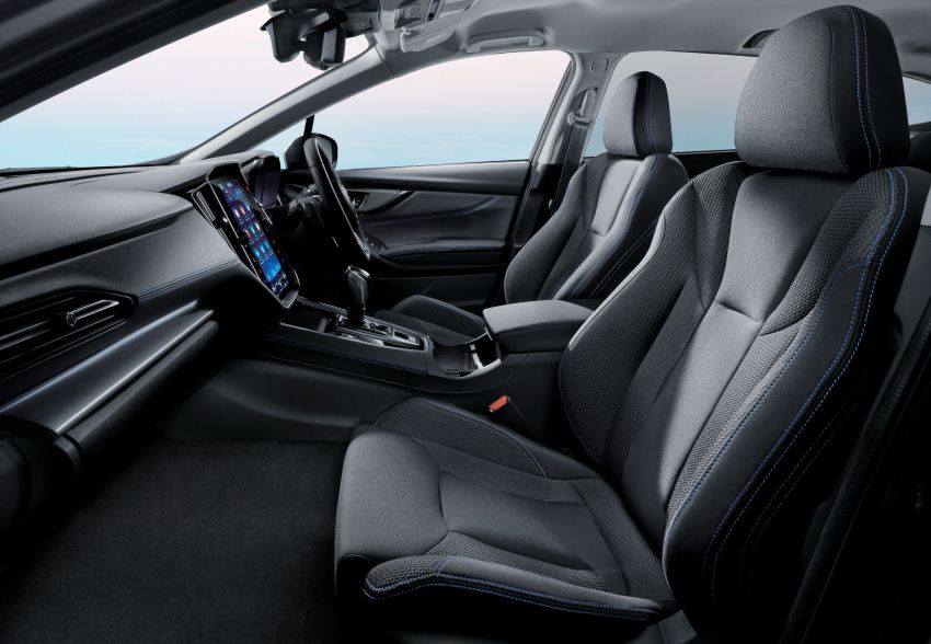 2020 Subaru Levorg officially debuts in Japan – SGP platform; new 1.8L turbo boxer engine and EyeSight X Image #1163826