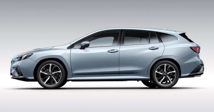 2020 Subaru Levorg officially debuts in Japan – SGP platform; new 1.8L turbo boxer engine and EyeSight X Image #1163877