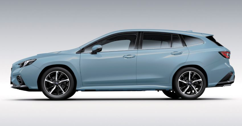 2020 Subaru Levorg officially debuts in Japan – SGP platform; new 1.8L turbo boxer engine and EyeSight X Image #1163878
