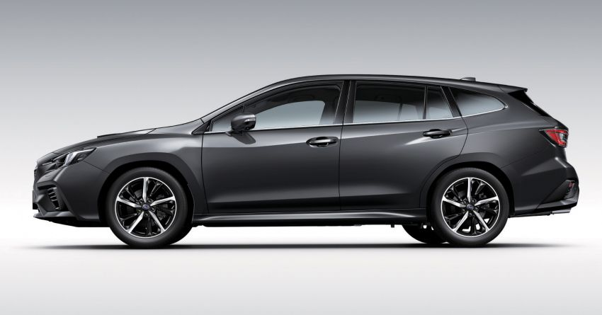 2020 Subaru Levorg officially debuts in Japan – SGP platform; new 1.8L turbo boxer engine and EyeSight X Image #1163880