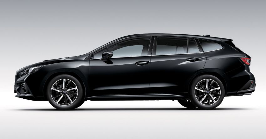 2020 Subaru Levorg officially debuts in Japan – SGP platform; new 1.8L turbo boxer engine and EyeSight X Image #1163881