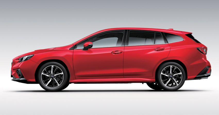 2020 Subaru Levorg officially debuts in Japan – SGP platform; new 1.8L turbo boxer engine and EyeSight X Image #1163882