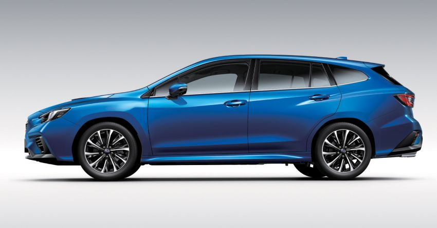 2020 Subaru Levorg officially debuts in Japan – SGP platform; new 1.8L turbo boxer engine and EyeSight X Image #1163883