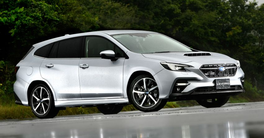 2020 Subaru Levorg officially debuts in Japan – SGP platform; new 1.8L turbo boxer engine and EyeSight X Image #1163885