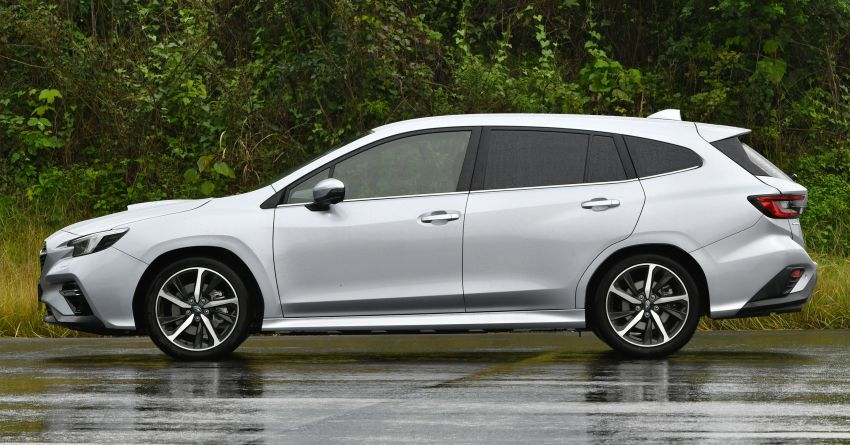 2020 Subaru Levorg officially debuts in Japan – SGP platform; new 1.8L turbo boxer engine and EyeSight X Image #1163897
