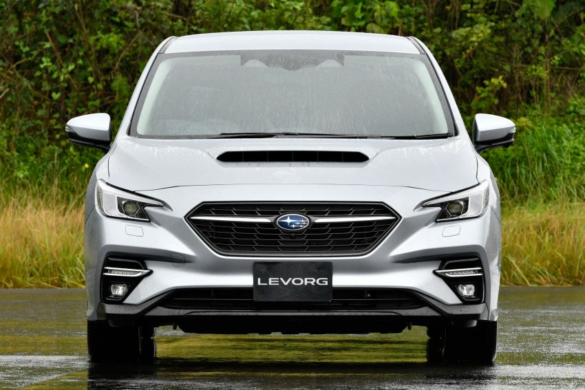 2020 Subaru Levorg officially debuts in Japan – SGP platform; new 1.8L turbo boxer engine and EyeSight X Image #1163910