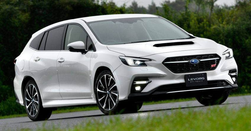 2020 Subaru Levorg officially debuts in Japan – SGP platform; new 1.8L turbo boxer engine and EyeSight X Image #1163926