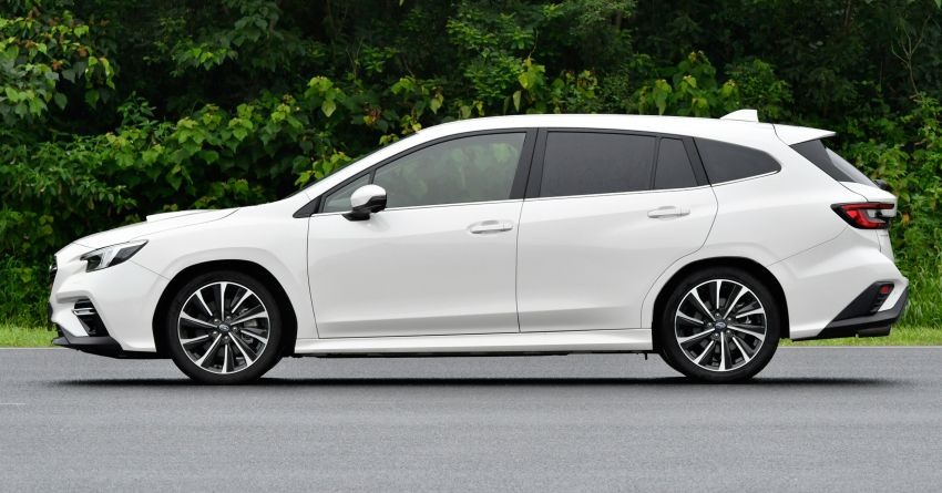 2020 Subaru Levorg officially debuts in Japan – SGP platform; new 1.8L turbo boxer engine and EyeSight X Image #1163930