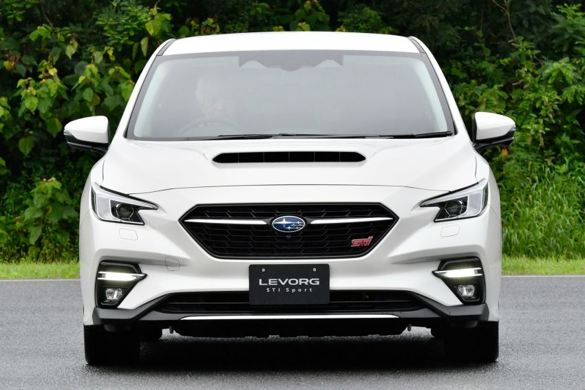 2020 Subaru Levorg officially debuts in Japan – SGP platform; new 1.8L turbo boxer engine and EyeSight X Image #1163934