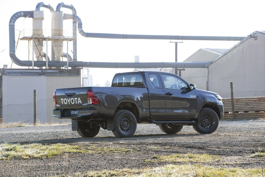2020 Toyota Hilux arrives in Australia – gains updated 201 hp/500 Nm 2.8L turbodiesel, Toyota Safety Sense Image #1160333