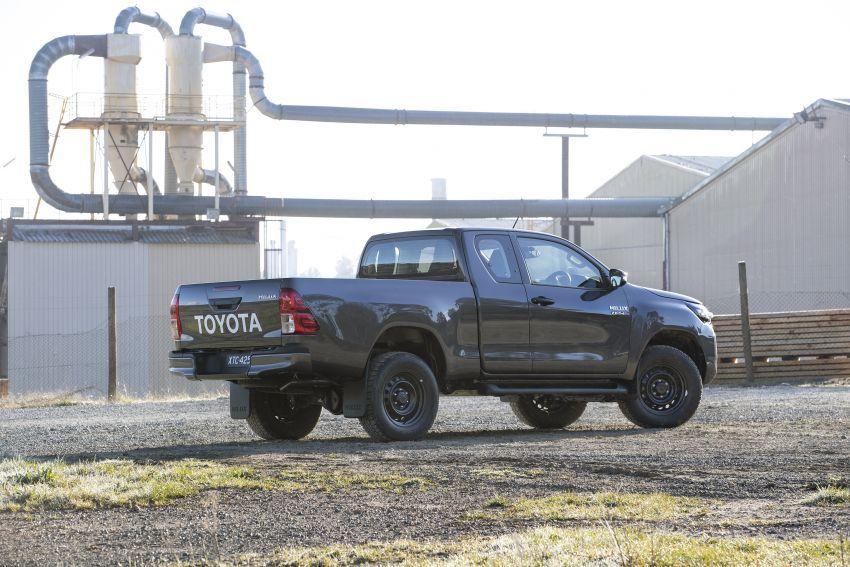 Toyota Hilux 2020 tiba di Australia — terima enjin 2.8L turbodiesel dikemaskini dan Toyota Safety Sense Image #1160405
