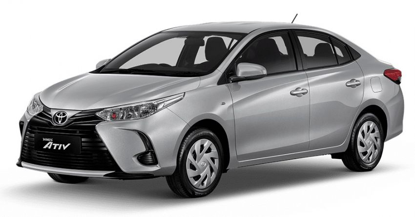 2020 Toyota Yaris and Yaris Ativ facelift launched in Thailand – now with AEB and new styling; from RM72k Image #1163647