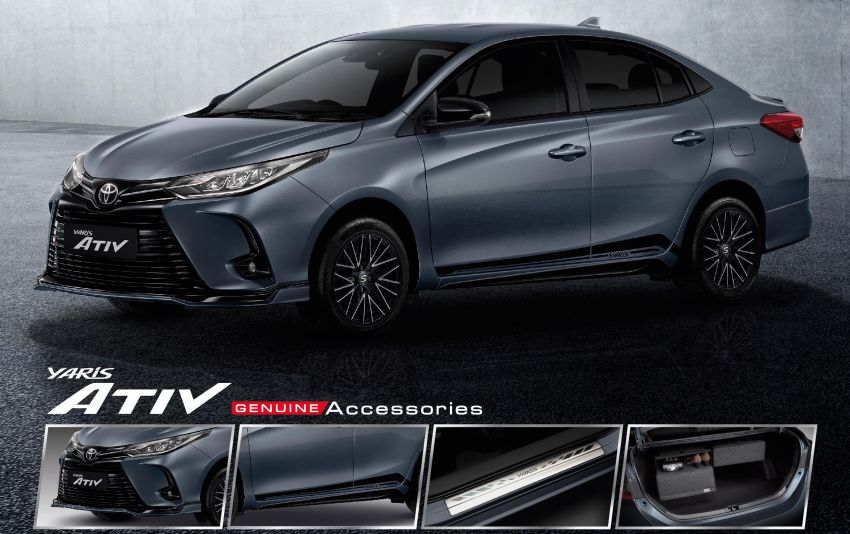 2020 Toyota Yaris and Yaris Ativ facelift launched in Thailand – now with AEB and new styling; from RM72k Image #1163693