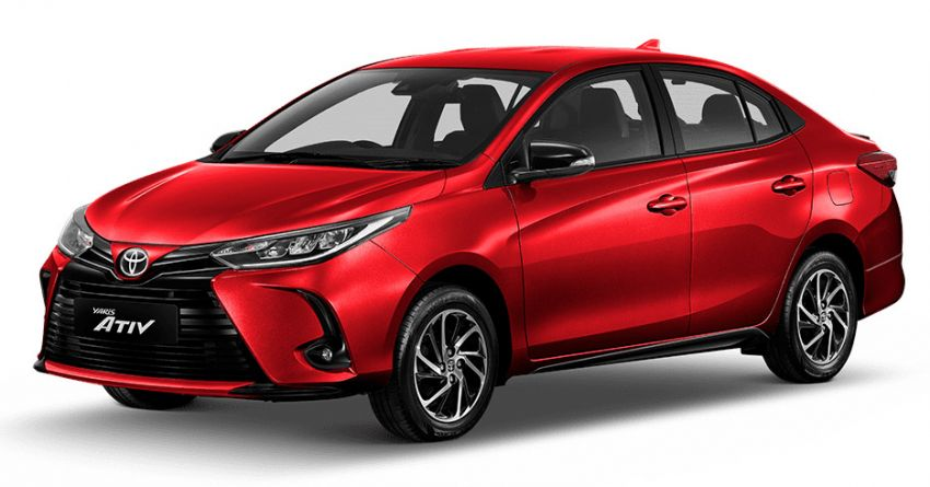 2020 Toyota Yaris and Yaris Ativ facelift launched in Thailand – now with AEB and new styling; from RM72k Image #1163641
