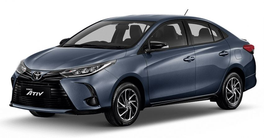2020 Toyota Yaris and Yaris Ativ facelift launched in Thailand – now with AEB and new styling; from RM72k Image #1163644