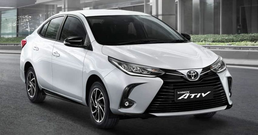 2020 Toyota Yaris and Yaris Ativ facelift launched in Thailand – now with AEB and new styling; from RM72k Image #1163632