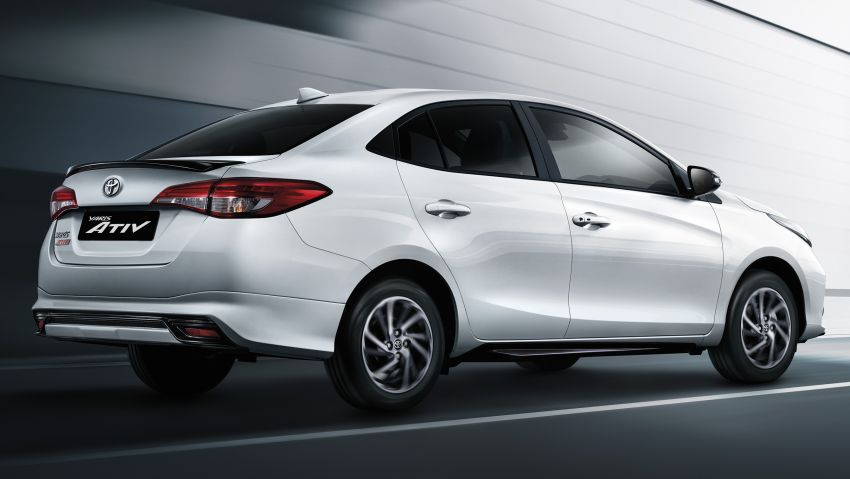 2020 Toyota Yaris and Yaris Ativ facelift launched in Thailand – now with AEB and new styling; from RM72k Image #1164144