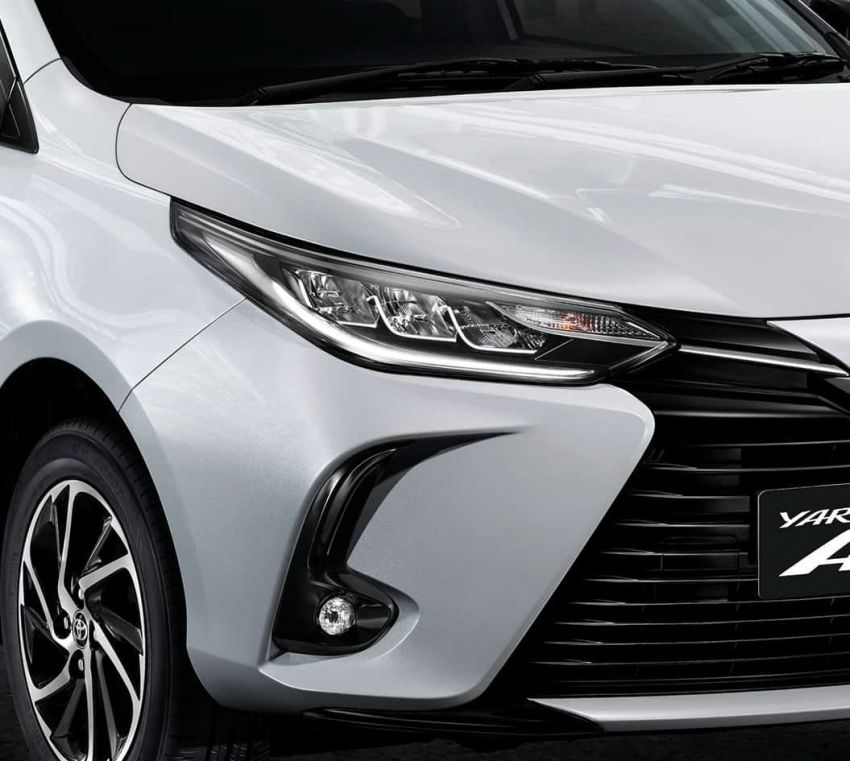 2020 Toyota Yaris and Yaris Ativ facelift launched in Thailand – now with AEB and new styling; from RM72k Image #1163634