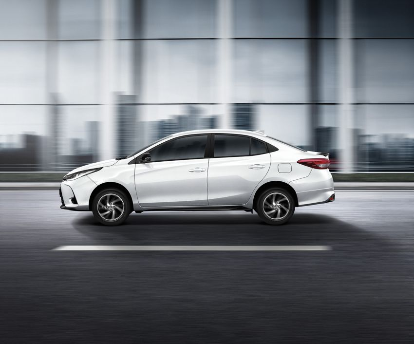 2020 Toyota Yaris and Yaris Ativ facelift launched in Thailand – now with AEB and new styling; from RM72k Image #1164147