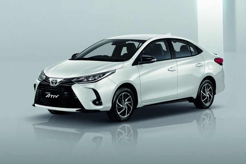 2020 Toyota Yaris and Yaris Ativ facelift launched in Thailand – now with AEB and new styling; from RM72k Image #1164148