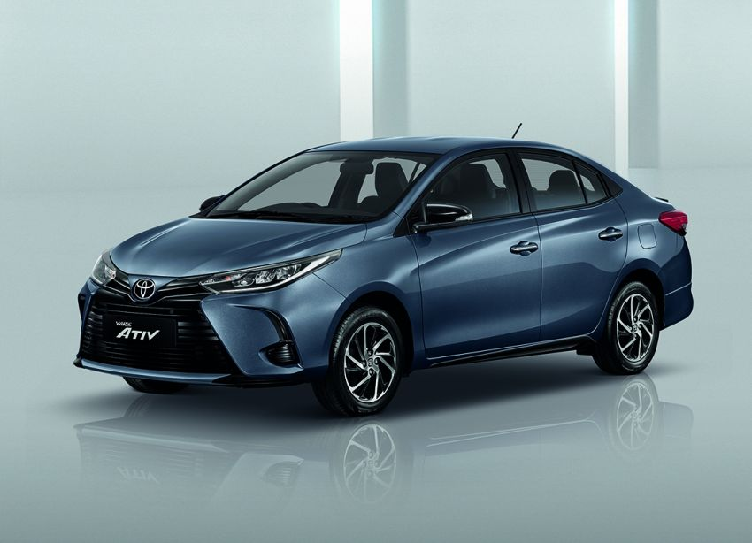 2020 Toyota Yaris and Yaris Ativ facelift launched in Thailand – now with AEB and new styling; from RM72k Image #1164149