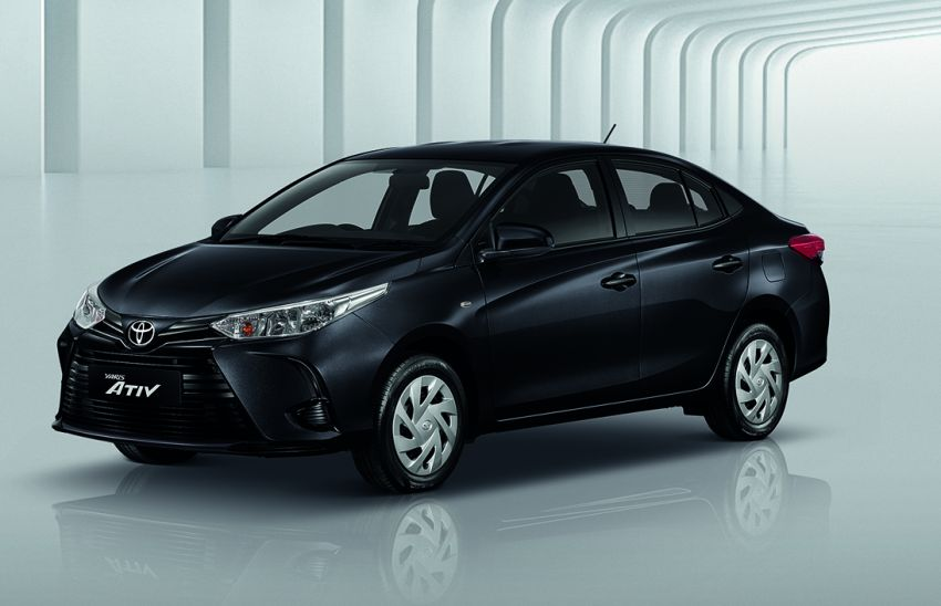 2020 Toyota Yaris and Yaris Ativ facelift launched in Thailand – now with AEB and new styling; from RM72k Image #1164150