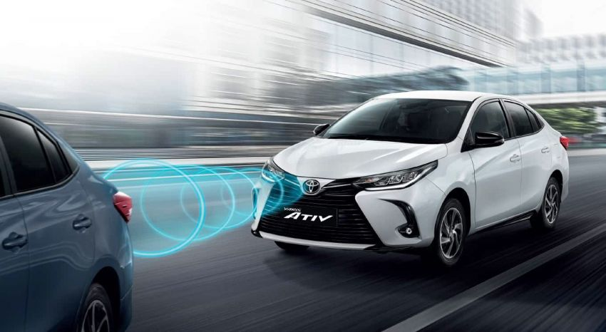 2020 Toyota Yaris and Yaris Ativ facelift launched in Thailand – now with AEB and new styling; from RM72k Image #1163667