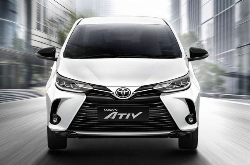 2020 Toyota Yaris and Yaris Ativ facelift launched in Thailand – now with AEB and new styling; from RM72k Image #1163651