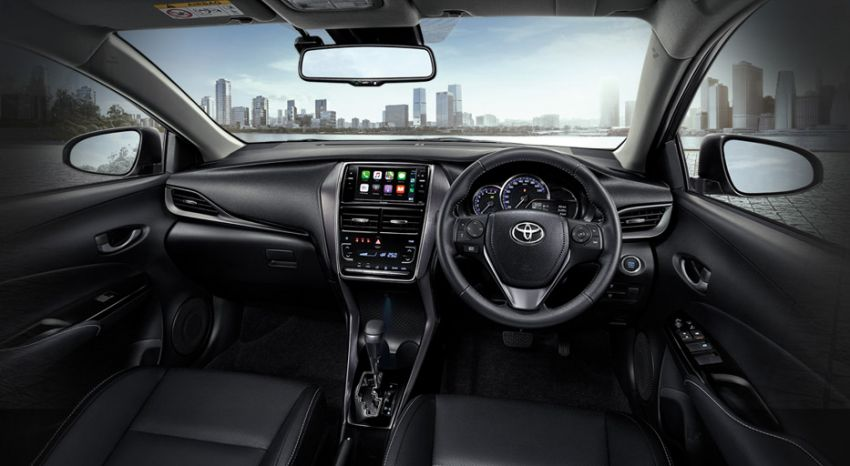 2020 Toyota Yaris and Yaris Ativ facelift launched in Thailand – now with AEB and new styling; from RM72k Image #1163652