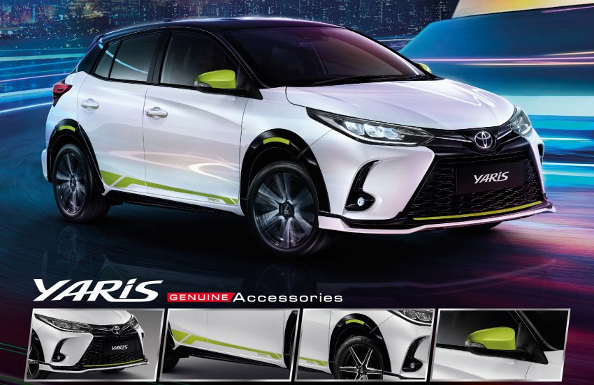 2020 Toyota Yaris and Yaris Ativ facelift launched in Thailand – now with AEB and new styling; from RM72k Image #1163694