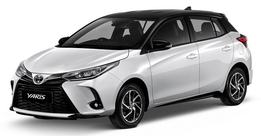 2020 Toyota Yaris and Yaris Ativ facelift launched in Thailand – now with AEB and new styling; from RM72k Image #1163623