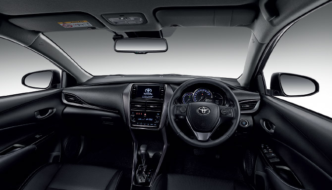 2020 Toyota Yaris and Yaris Ativ facelift launched in Thailand – now with AEB and new styling; from RM72k Image #1163624