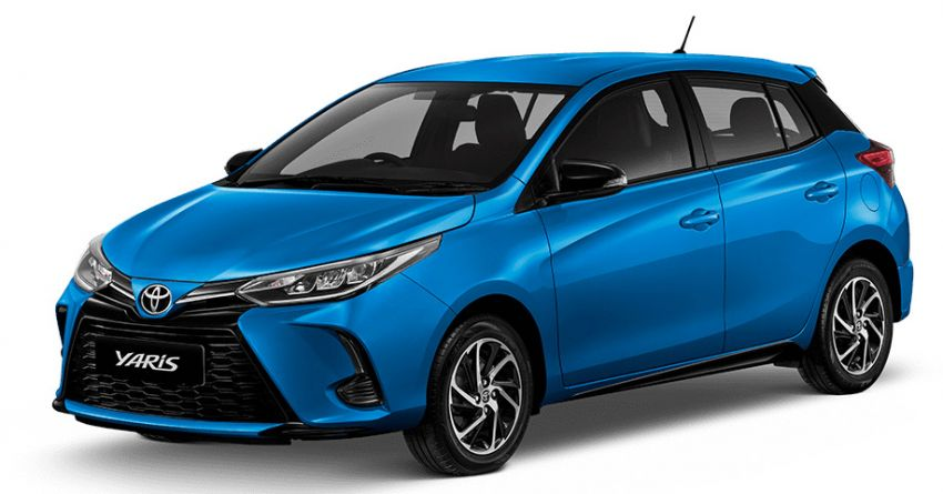2020 Toyota Yaris and Yaris Ativ facelift launched in Thailand – now with AEB and new styling; from RM72k Image #1163626