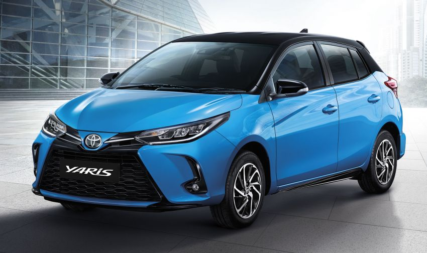 2020 Toyota Yaris and Yaris Ativ facelift launched in Thailand – now with AEB and new styling; from RM72k Image #1164158
