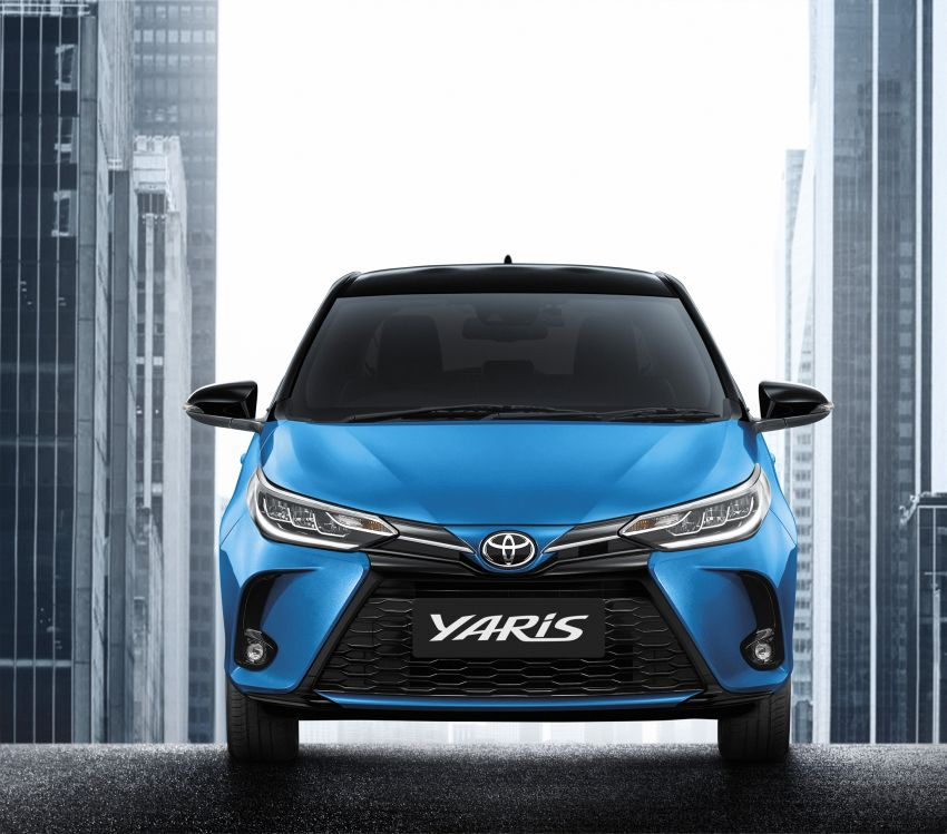 2020 Toyota Yaris and Yaris Ativ facelift launched in Thailand – now with AEB and new styling; from RM72k Image #1164159