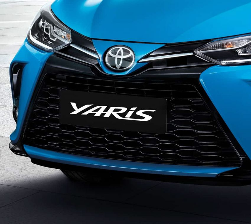 2020 Toyota Yaris and Yaris Ativ facelift launched in Thailand – now with AEB and new styling; from RM72k Image #1163615