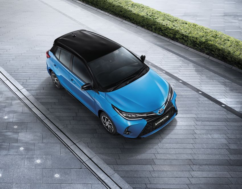 2020 Toyota Yaris and Yaris Ativ facelift launched in Thailand – now with AEB and new styling; from RM72k Image #1164160