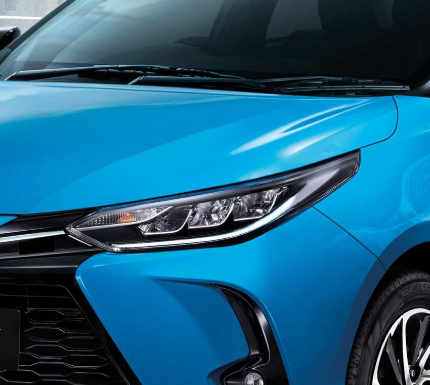 2020 Toyota Yaris and Yaris Ativ facelift launched in Thailand – now with AEB and new styling; from RM72k Image #1163616