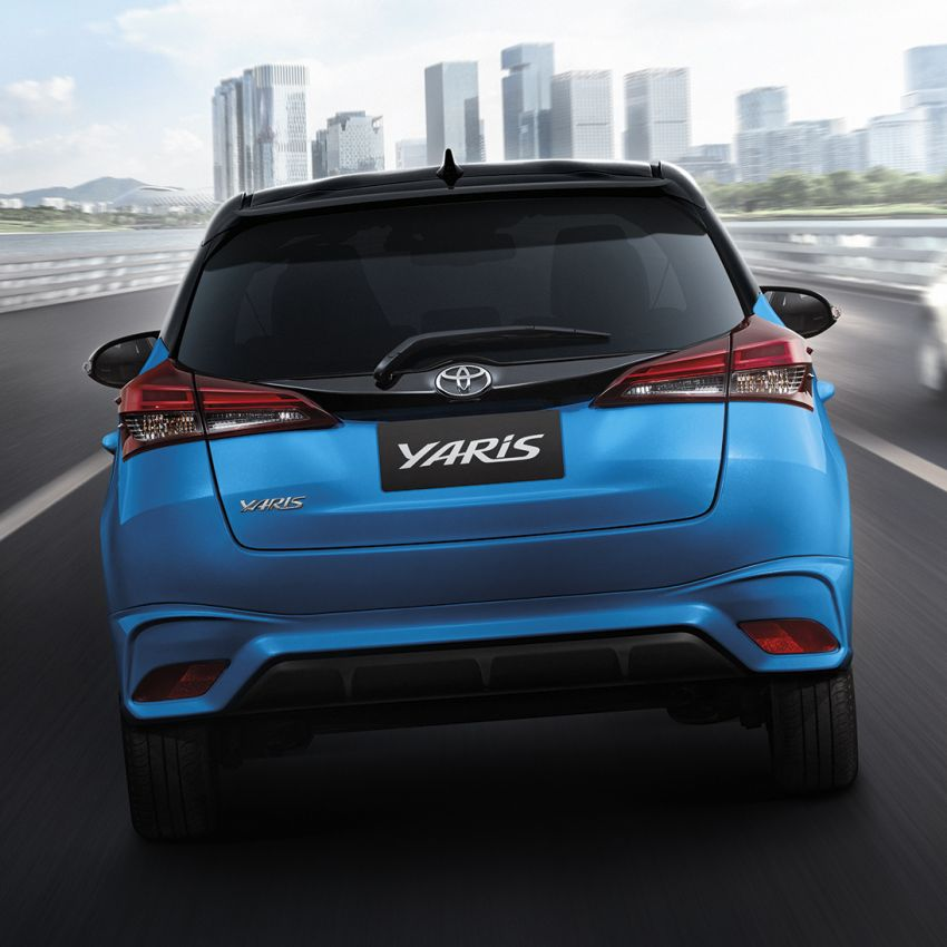 2020 Toyota Yaris and Yaris Ativ facelift launched in Thailand – now with AEB and new styling; from RM72k Image #1164161