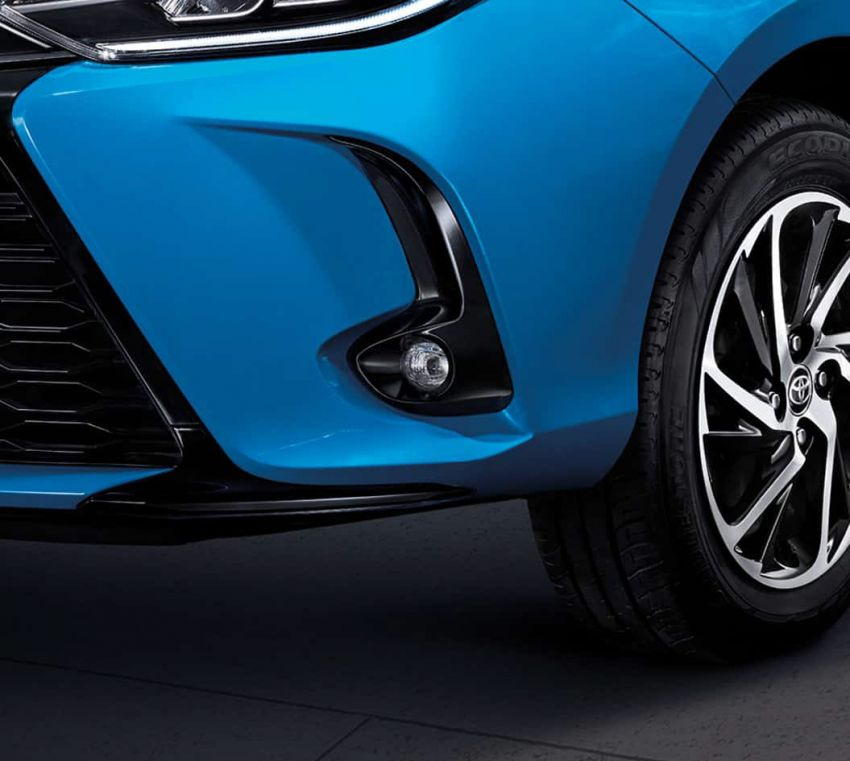2020 Toyota Yaris and Yaris Ativ facelift launched in Thailand – now with AEB and new styling; from RM72k Image #1163617