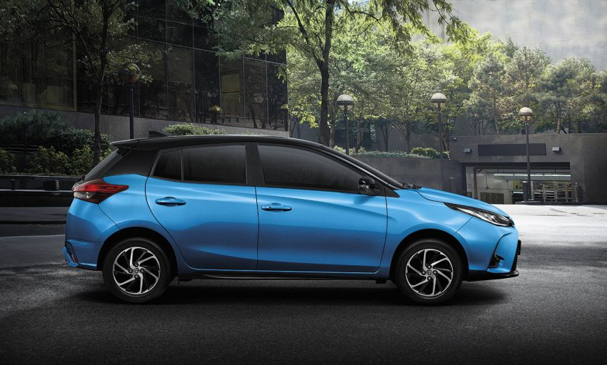 2020 Toyota Yaris and Yaris Ativ facelift launched in Thailand – now with AEB and new styling; from RM72k Image #1164162