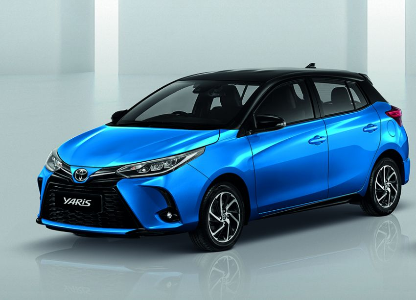 2020 Toyota Yaris and Yaris Ativ facelift launched in Thailand – now with AEB and new styling; from RM72k Image #1164163